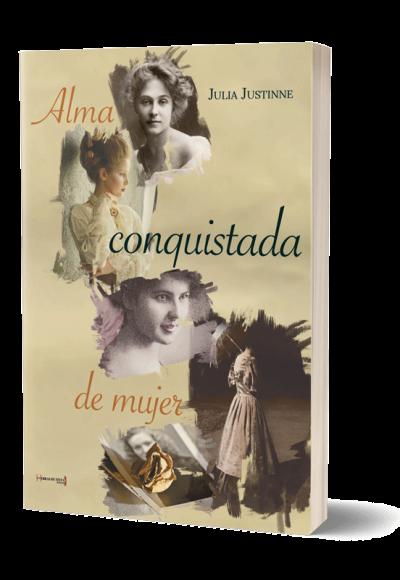 Autopublicación literaria. Editorial Hebras de Tinta. Alma conquistada de mujer.