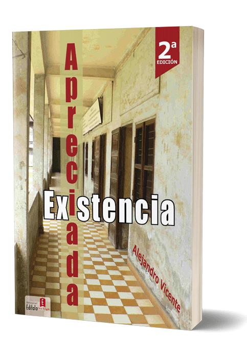 Autopublicación literaria. Editorial Hebras de Tinta. Apreciada existencia.
