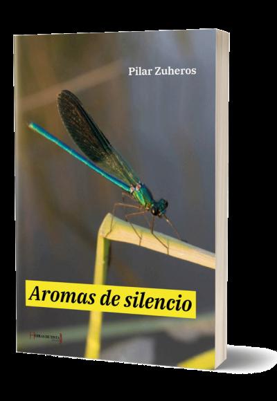Autopublicación literaria. Editorial Hebras de Tinta. Aromas de silencio.
