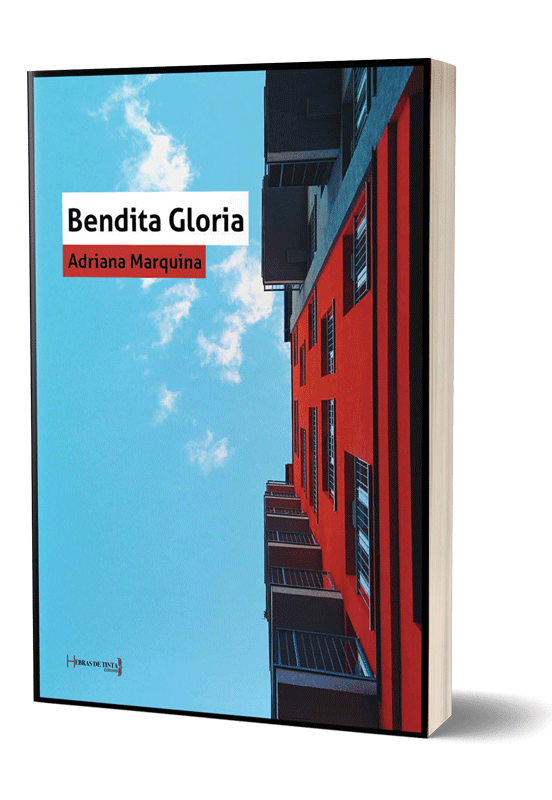 Autopublicación literaria. Editorial Hebras de Tinta. Bendita gloria.