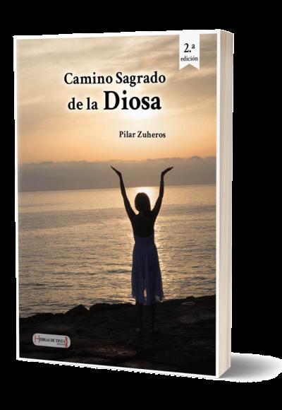 Autopublicación literaria. Editorial Hebras de Tinta. Camino Sagrado de la Diosa.