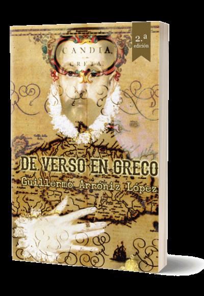 Autopublicación literaria. Editorial Hebras de Tinta. De verso en Greco.