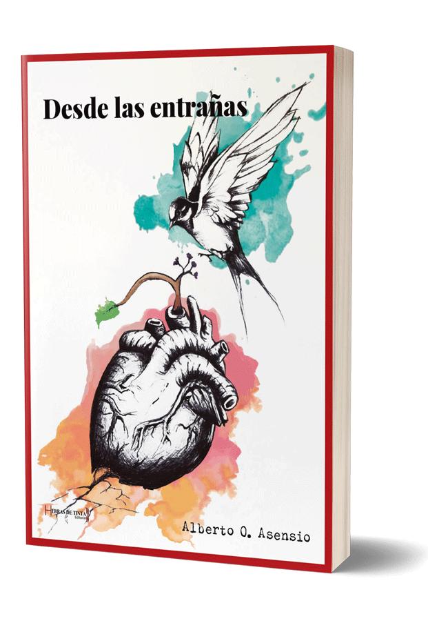 Autopublicación literaria. Editorial Hebras de Tinta. Desde las entrañas.