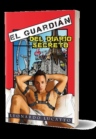 Autopublicación literaria. Editorial Hebras de Tinta. El guardián del diario secreto.