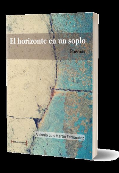 Autopublicación literaria. Editorial Hebras de Tinta. El horizonte en un soplo.