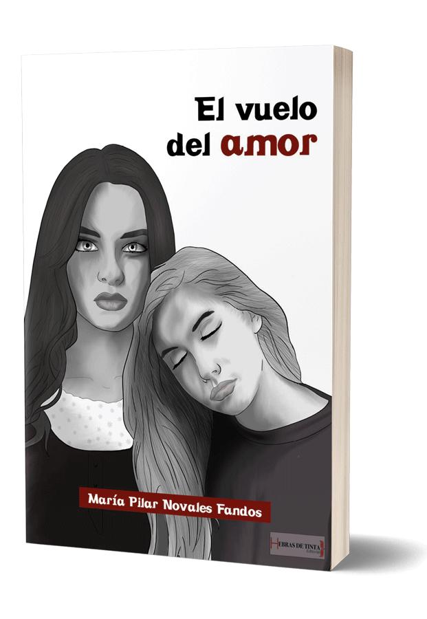 Autopublicación literaria. Editorial Hebras de Tinta. El vuelo del amor.