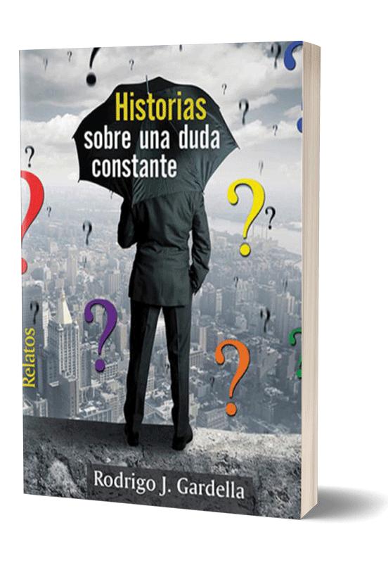 Autopublicación literaria. Editorial Hebras de Tinta. Historias sobre una duda constante.