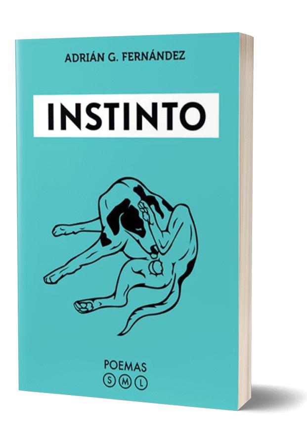 Autopublicación literaria. Editorial Hebras de Tinta. Instinto.