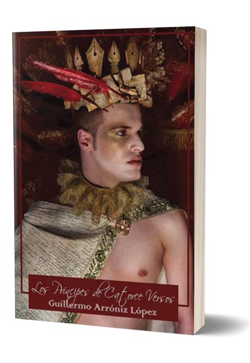 Autopublicación literaria. Editorial Hebras de Tinta. Los príncipes de catorce versos.