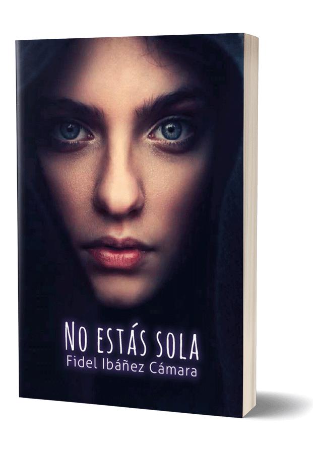 Autopublicación literaria. Editorial Hebras de Tinta. No estás sola.