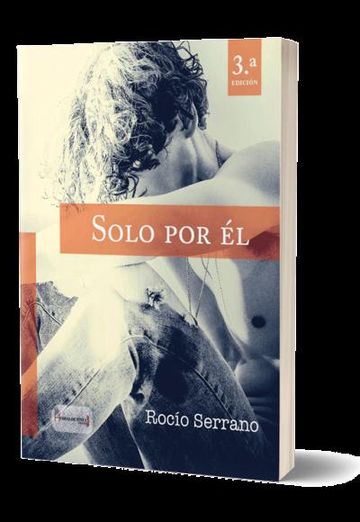 Autopublicación literaria. Editorial Hebras de Tinta. Solo por él.