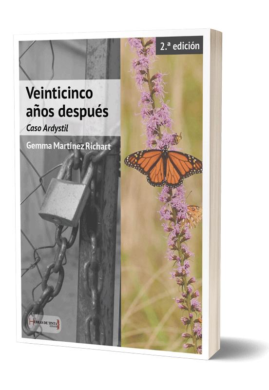 Autopublicación literaria. Editorial Hebras de Tinta. Veinticinco años después. Caso Ardystil.