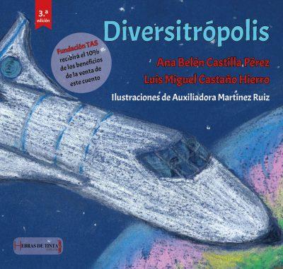 Diversitrópolis. VVAA. Editorial Hebras de tinta