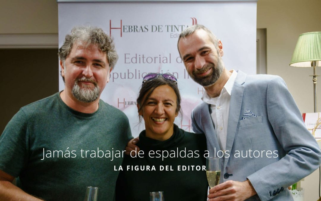 AUTOPUBLICACIÓN LITERARIA. El editor