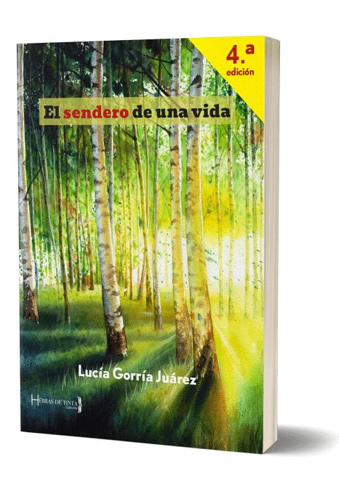 Lucía Gorría Juárez. Editorial de autopublicación Hebras de Tinta. Autopublicación literaria