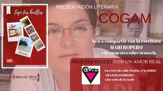 SIGO TUS HUELLAS. 2ª edición. MADRID