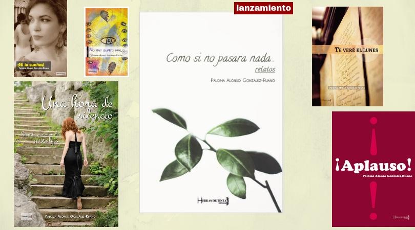 Toda la obra de la escritora, publicada en la editorial Hebras de Tinta