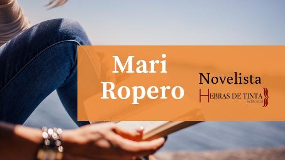 Mari Ropero. Una mujer frente a muchas historias de mujeres.
