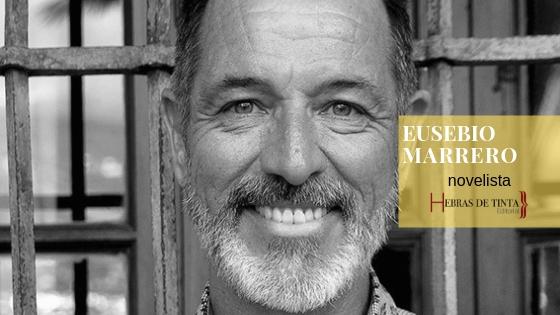 Eusebio Marrero pone en marcha su segunda novela en Hebras de Tinta