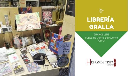 LIBRERÍA LA GRALLA. Granollers