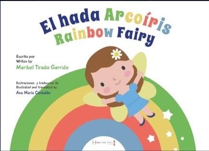 Maribel publica en la editorial Hebras de Tinta un cuento infantil en su versión español-inglés