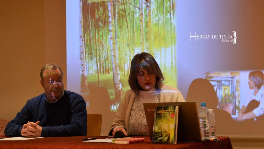 Lucía Gorría Juárez. El sendero de una vida. Editorial Hebras de Tinta, autopublicación literaria