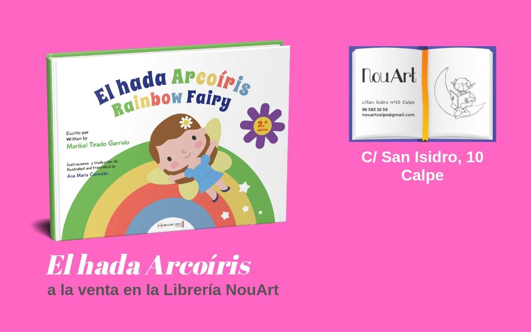 Librería NouArt, en Calpe