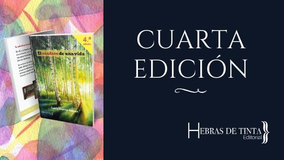 Lucía Gorría Juárez logra alcanzar la cuarta edición de su obra en muy pocos meses