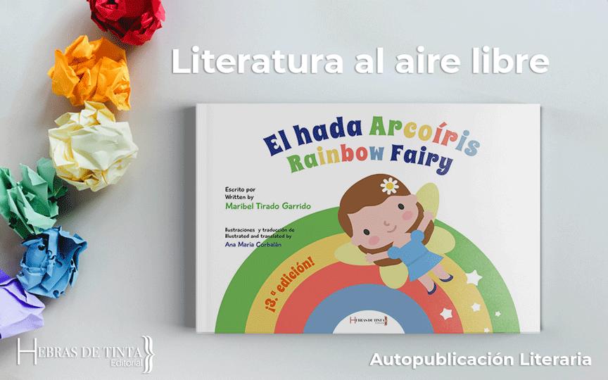 Literatura al aire libre en Valencia con Maribel Tirado y su obra