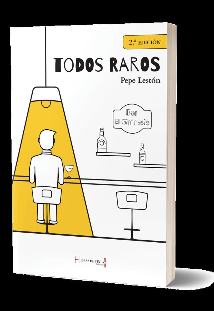 Pepe Lestón Lestón. Autopublicación literaria en Hebras de Tinta