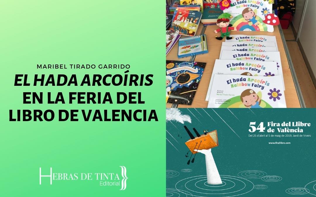 «El hada Arcoíris», en la Feria del Libro de Valencia