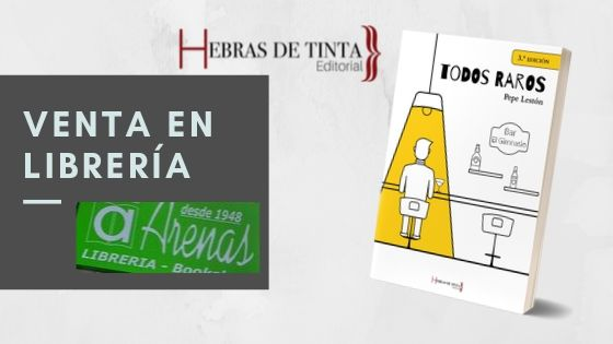 Librería Arenas de La Coruña pone a la venta TODOS RAROS
