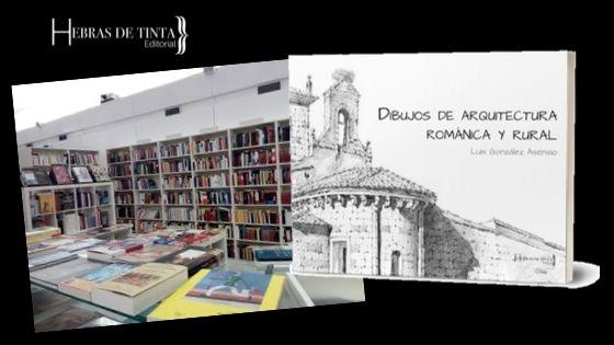 Librería Biblioteca Nacional es punto de venta de nuestro título DIBUJOS DE ARQUITECTURA ROMÁNICA Y RURAL