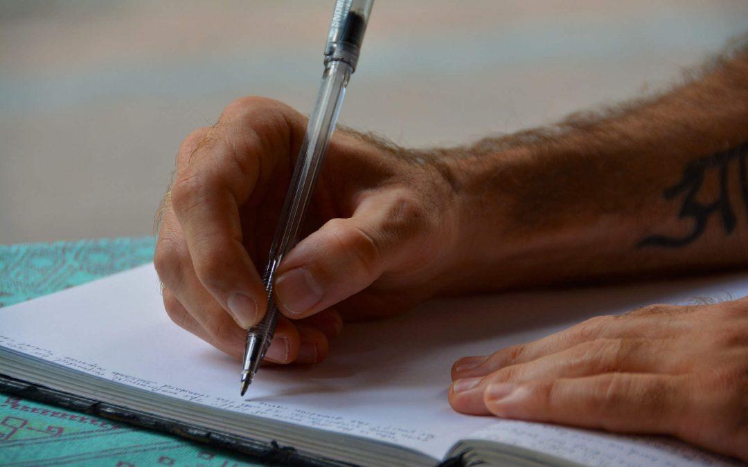 Claves sencillas para ponerse a escribir