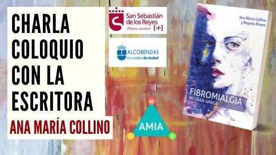 Charla con Ana María Collino, escritora de la editorial Hebras de Tinta