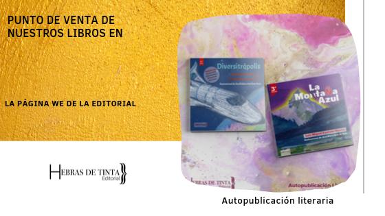 Editorial hebras de Tinta. Luis Miguel castaño Hierro