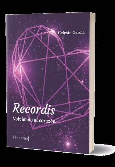 Editorial de autopublicación Hebras de Tinta. Celeste García