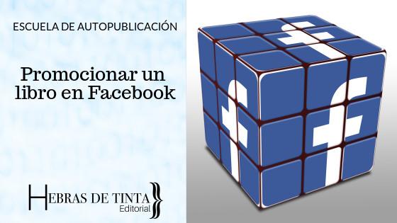 Promocionar un libro en Facebook