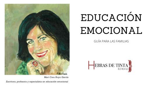 Mari Creu Royo y «Guía emocional para las familias»