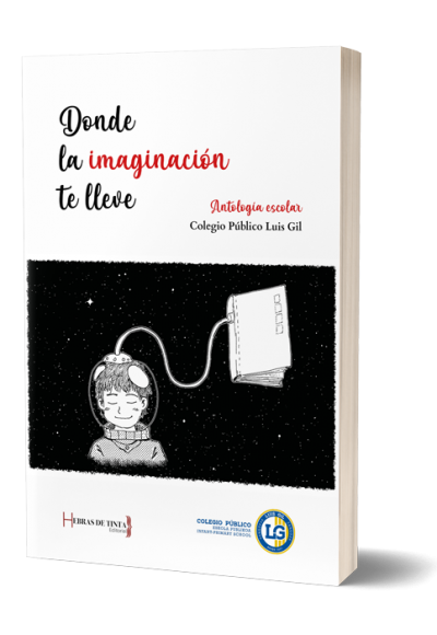 Antología escolar autopublicada en la editorial Hebras de Tinta