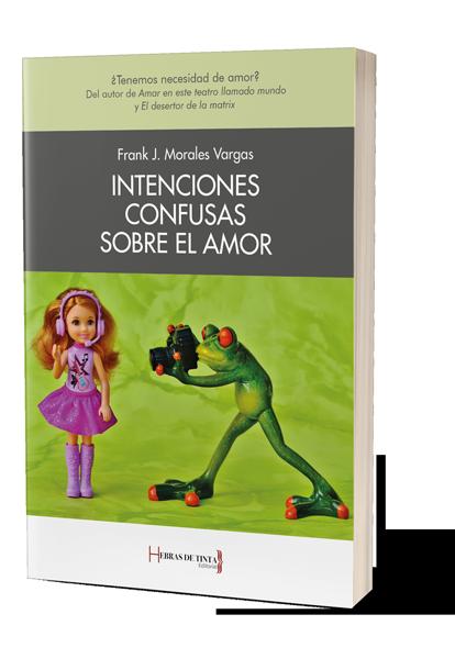 Autopublicación literaria. Frank J. Morales Vargas