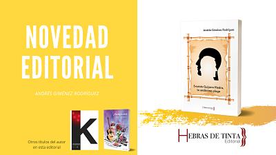 NOVEDAD EDITORIAL: Evaristo Guijarro Hiedra, la undécima plaga
