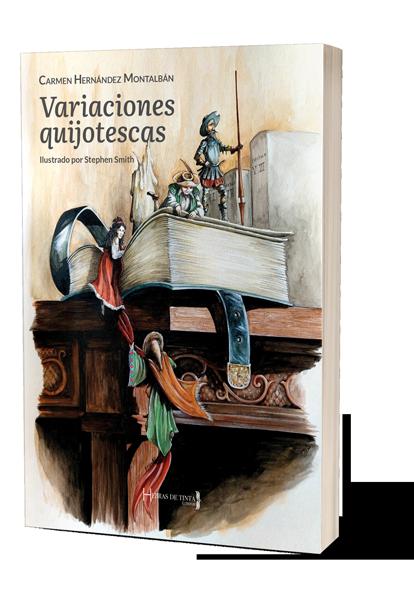 Autopublicación literaria. Variaciones quijotescas