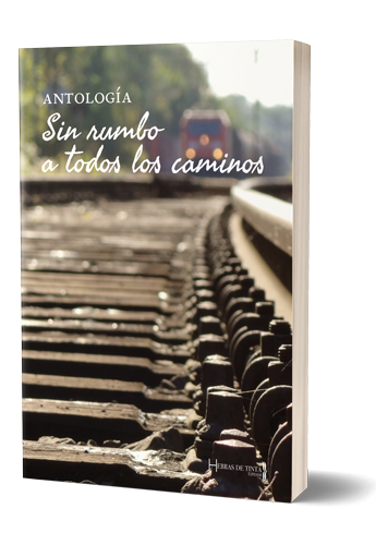 Libro de relatos autopublicado en la editorial Hebras de Tinta