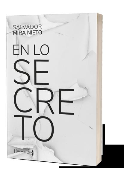 En lo secreto. Autopublicación en la editorial Hebras de Tinta