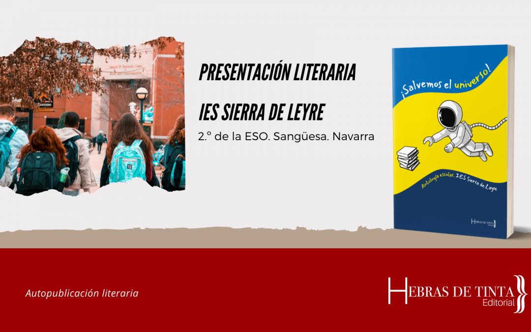 Once alumnos de 2.º de la ESO presentan su novela