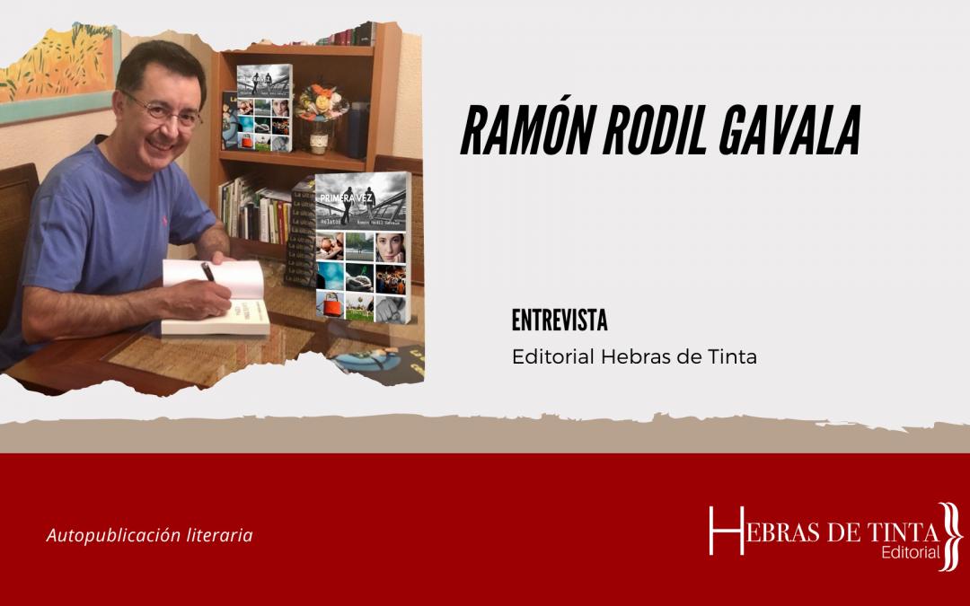Ramon Rodil. Autopublicacion Hebras de Tinta