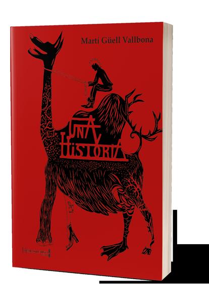 Una-historia. Autopublicacion Hebras de Tinta