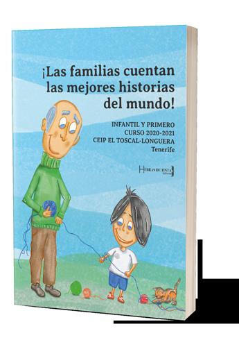 Las familias nos cuentan... Autopublicación Hebras de Tinta