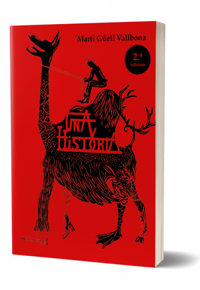 Una historia. Autopublicación Hebras de Tinta